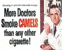 Big Tobacco propaganda