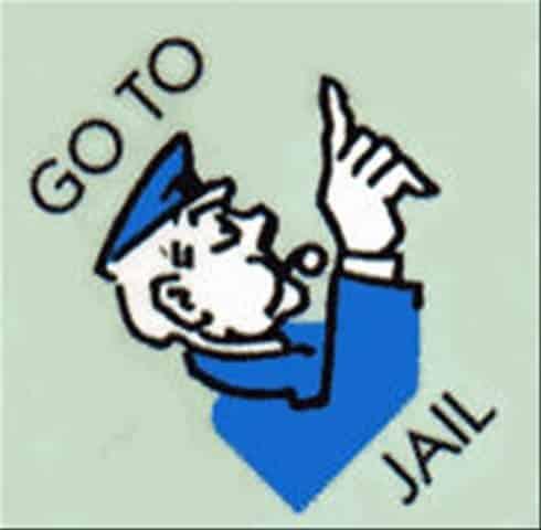 Ecigs jail