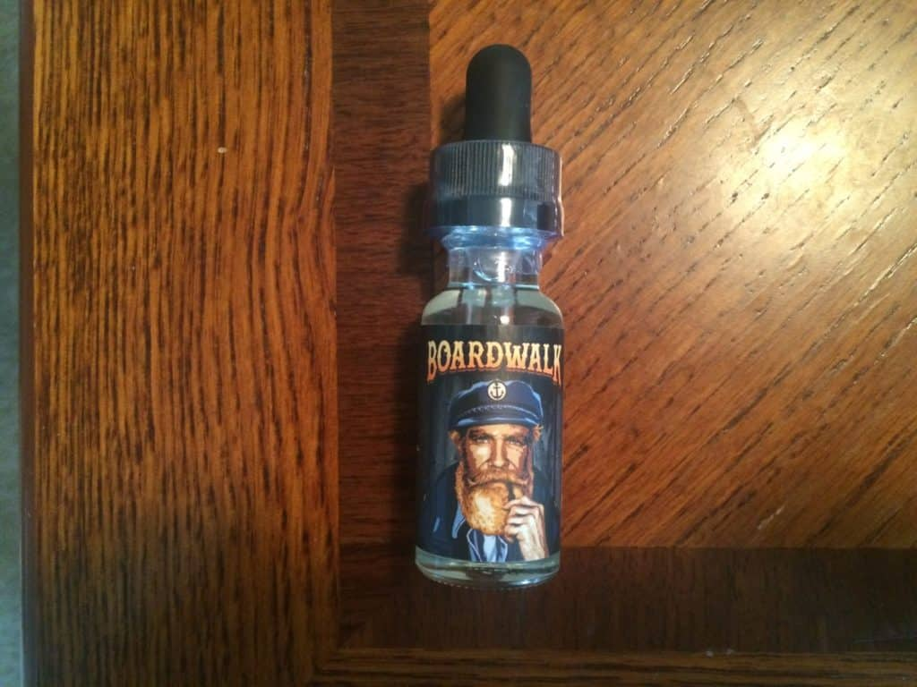 Boardwalk Vapor Captain Crusty