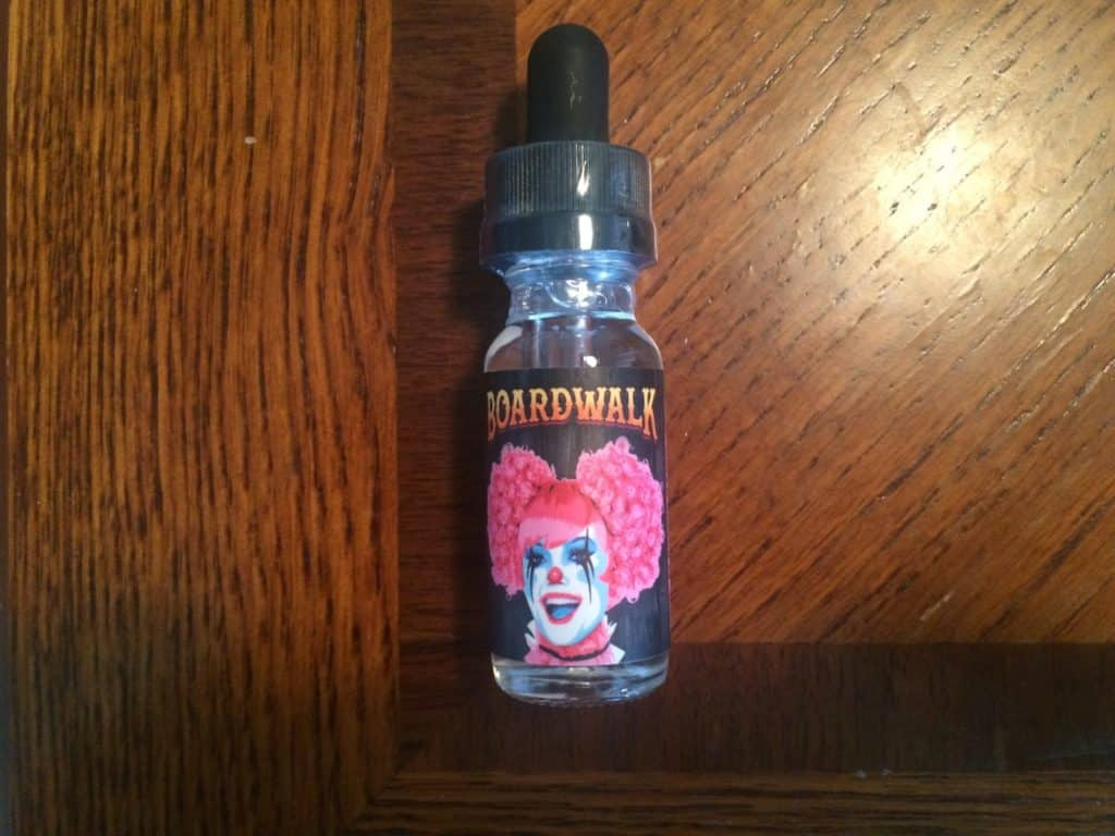 Boardwalk Vapor Electric Daisy