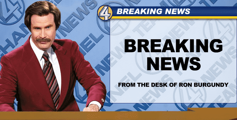 breaking news ron burgundy vape