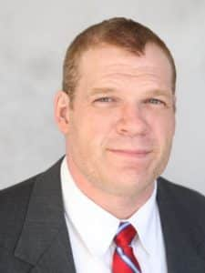 Glenn Jacobs, aka Kane.