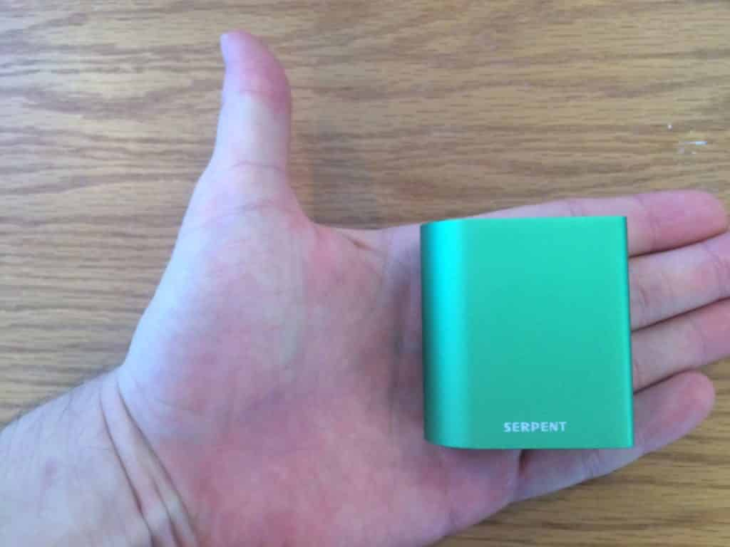 Green Serpent box 50w