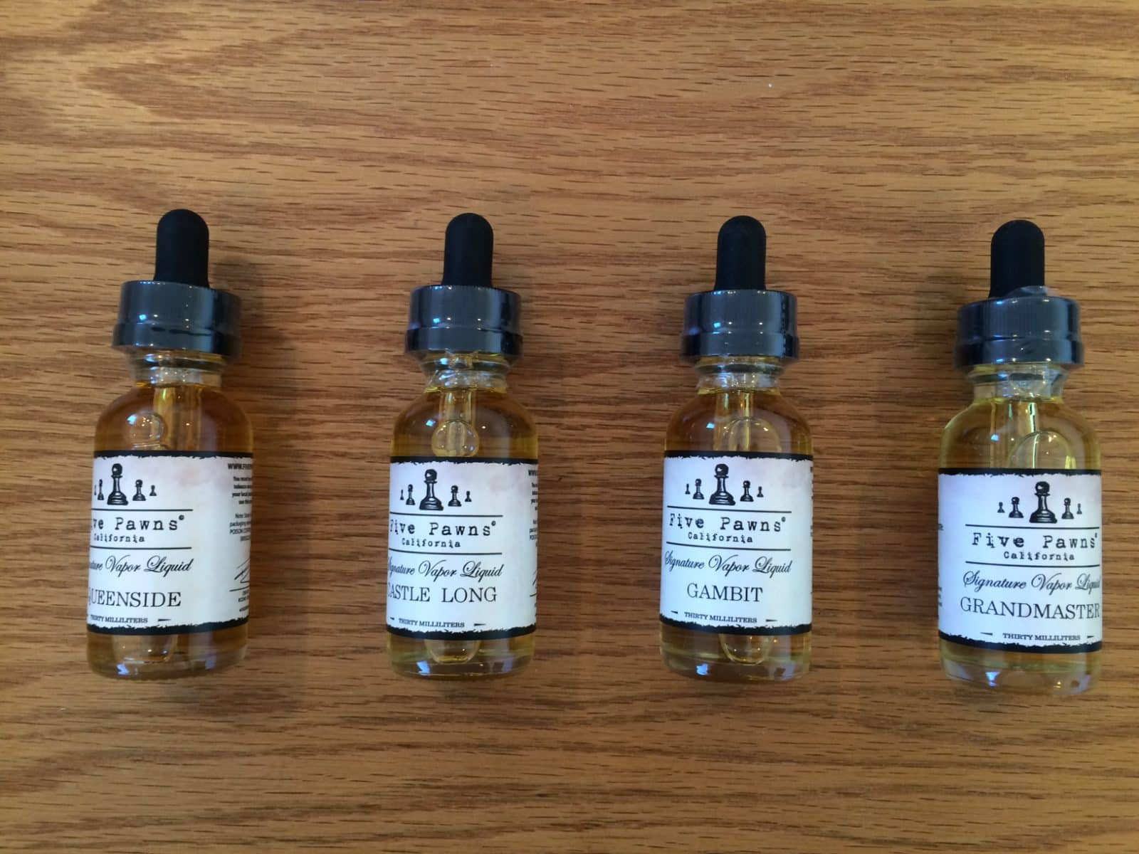 Five Pawns Insignia Series