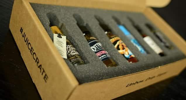 e-juice in a box