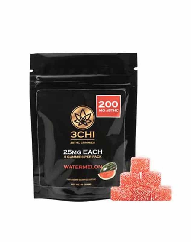 3Chi Delta-8 THC Gummies