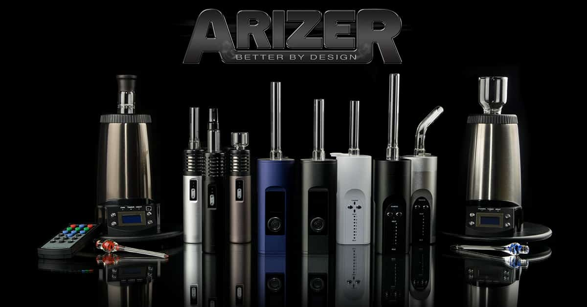 Arizer products