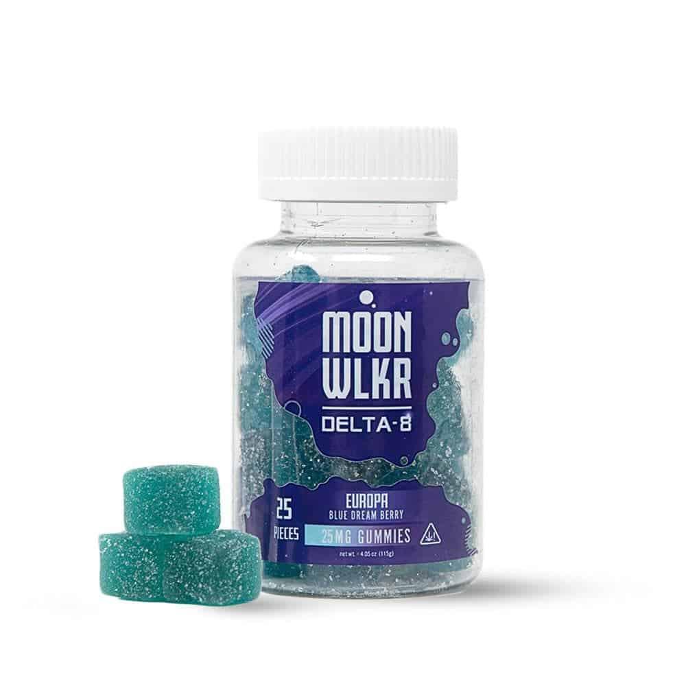 MoonWlkr Delta 8 Gummies