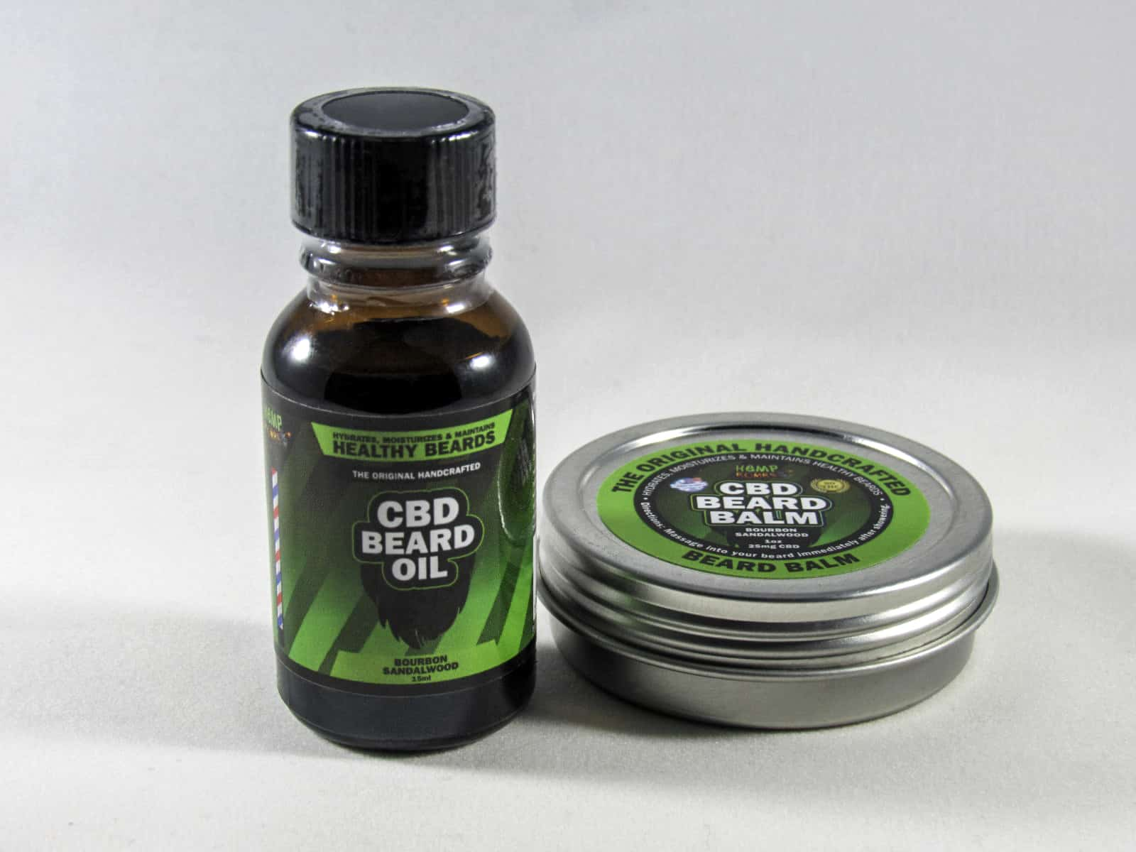 Hemp Bombs Beard Oil and Balm Review - Perfectly Relaxing
