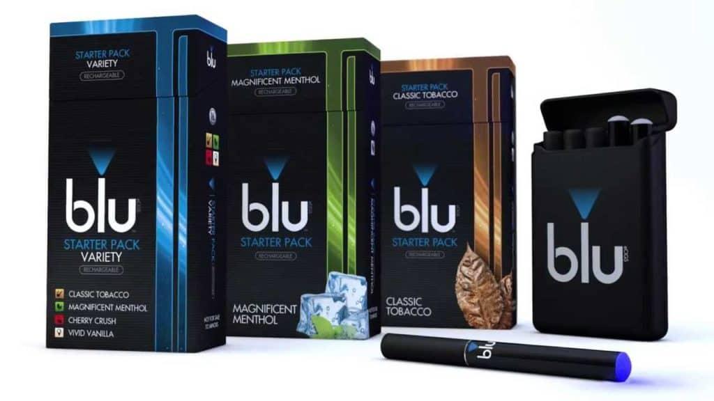 blu disposable e-cigs