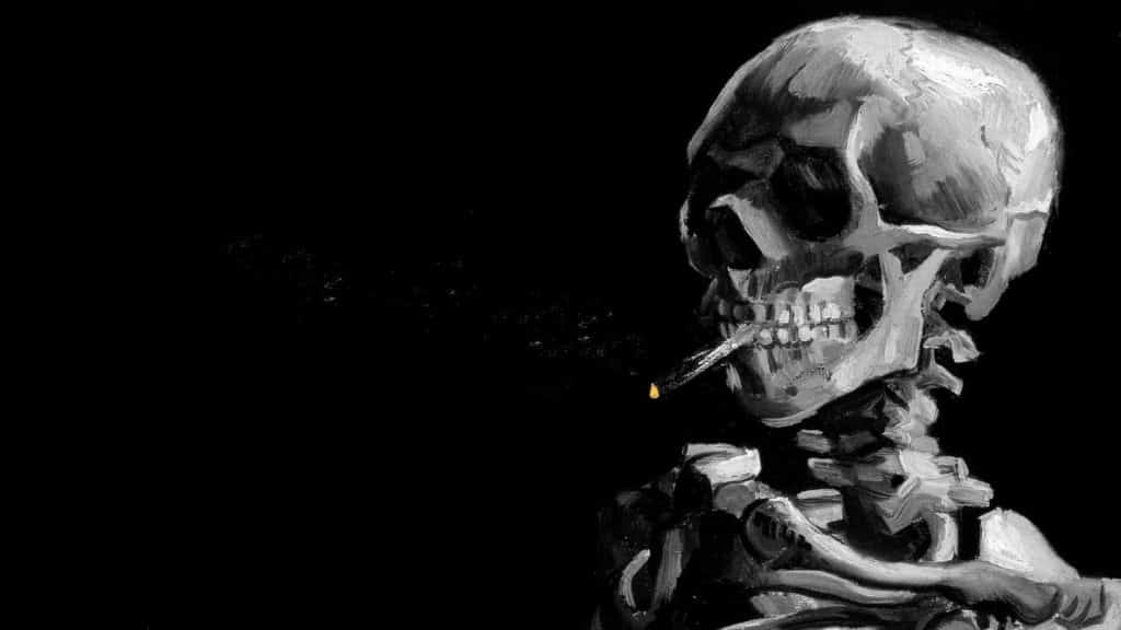 effects of quitting smoking on bones
