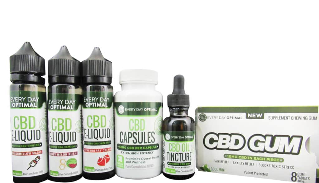 Every Day Optimal CBD