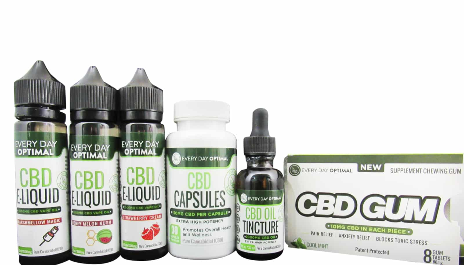 Every Day Optimal CBD Review: Should You Buy? ? - Vapor Vanity