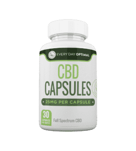 every day optimal cbd capsules