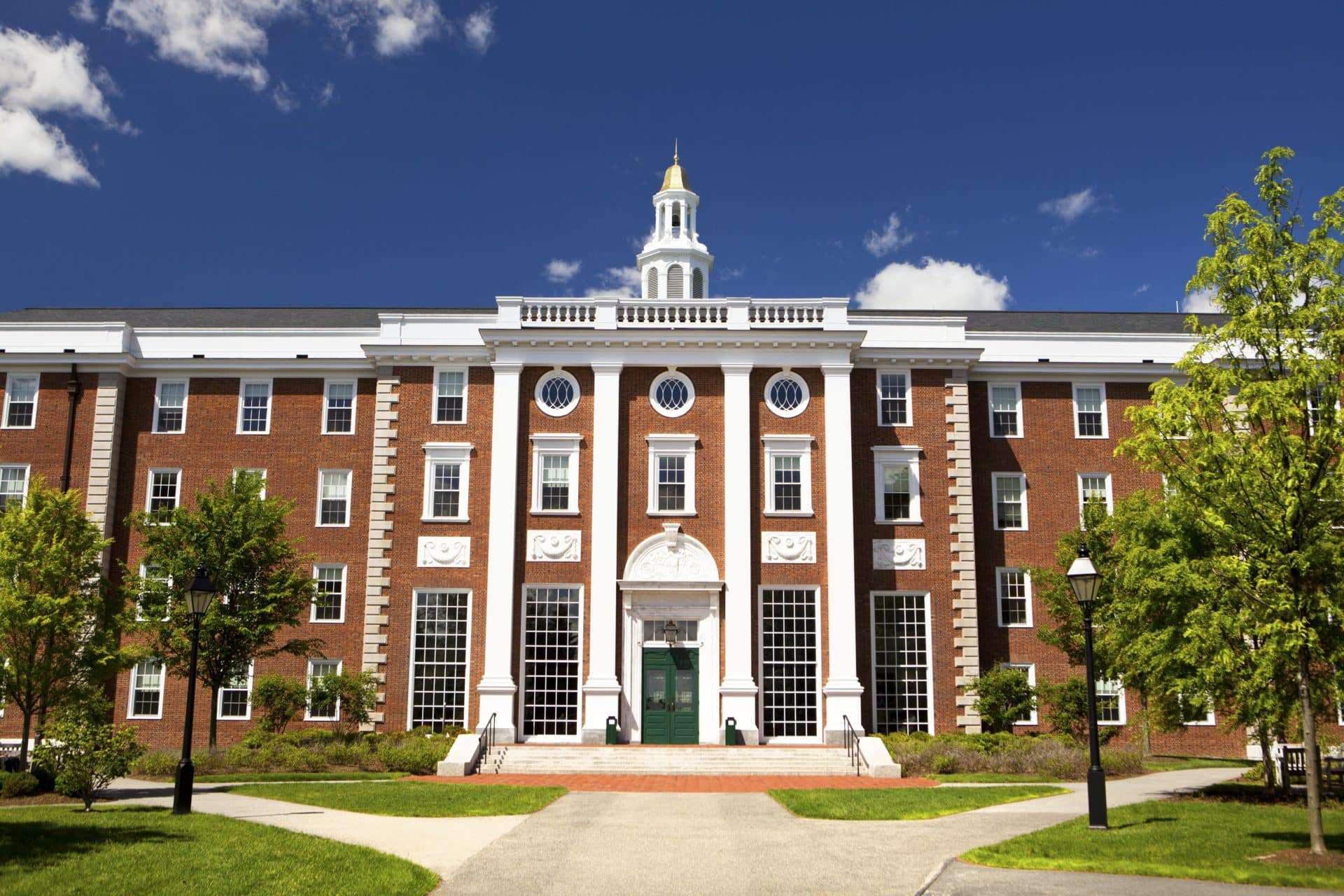 Harvard Business School building