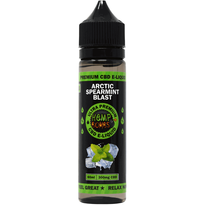 Hemp Bombs CBD E-Liquid