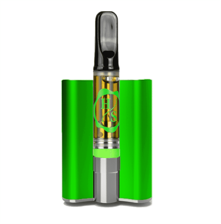Herbstrong Cartridge with green battery