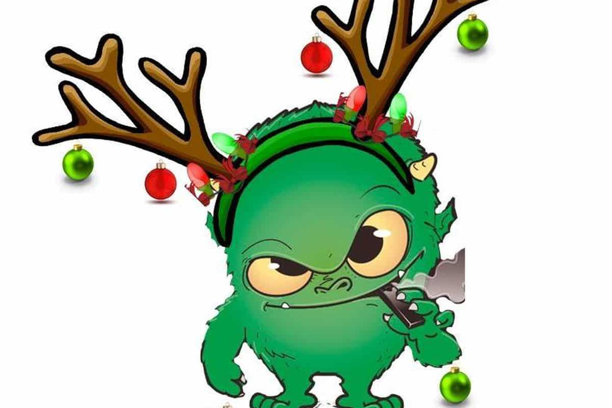 Juul Monster logo