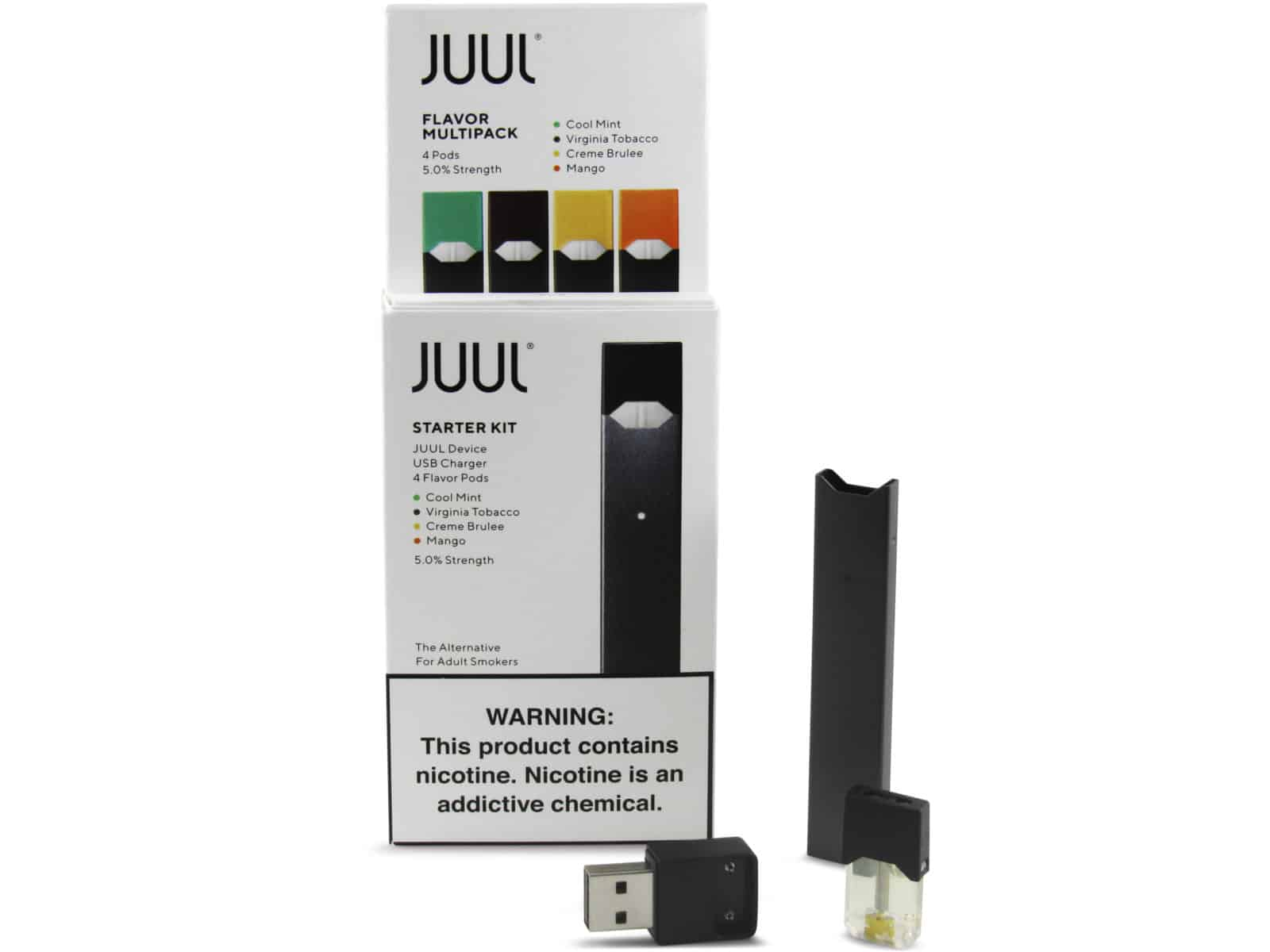 juul with pods