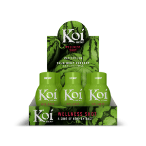 Koi CBD Wellness Shots