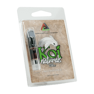 Koi Naturals CBD cartridge
