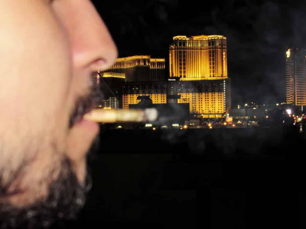 Cannabis Las Vegas Strip
