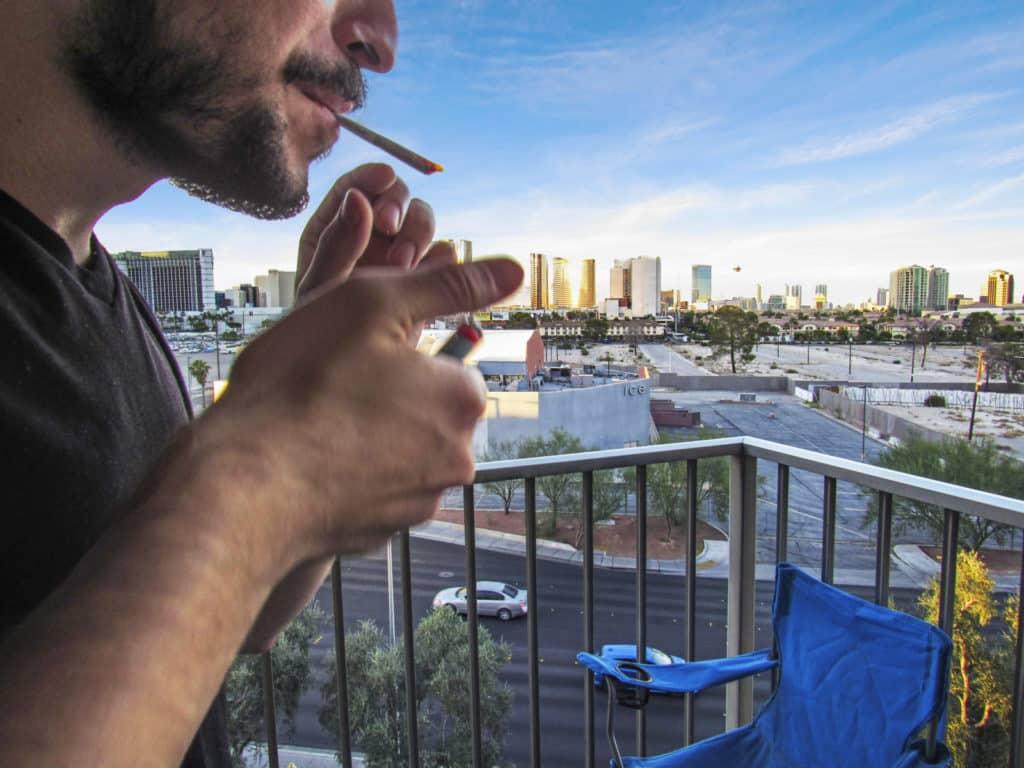 Smoking Joint Las Vegas Strip