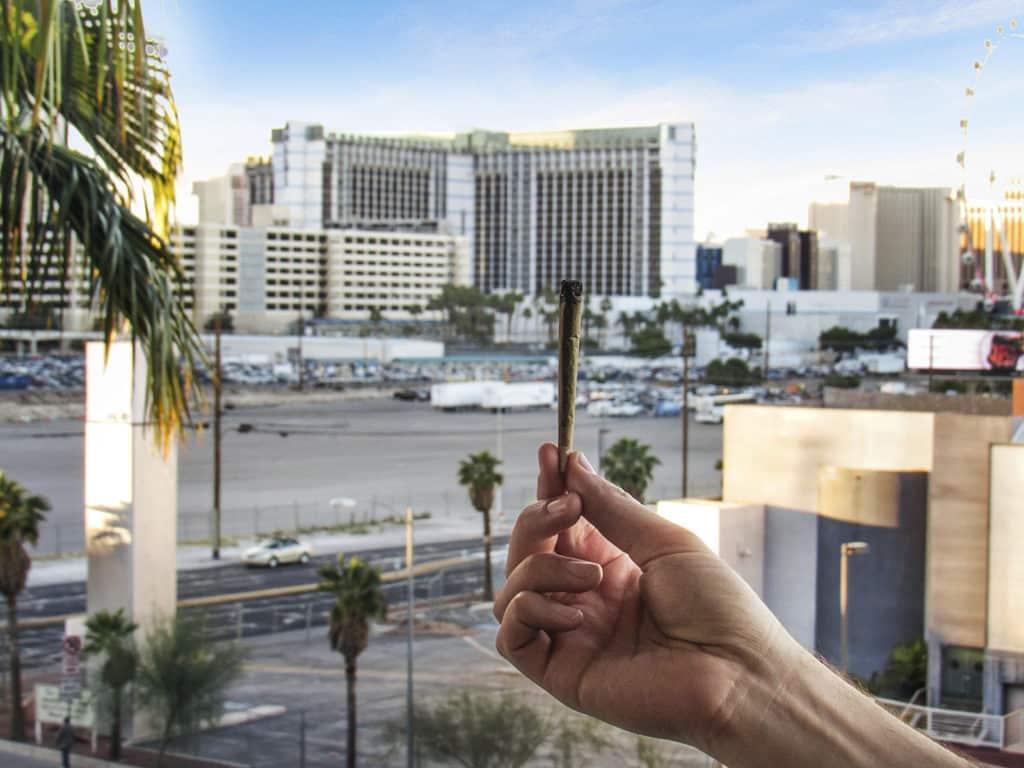 Cannabis Joint Las Vegas Strip