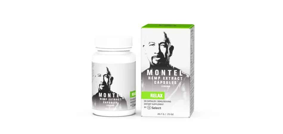 Montel relax cbd oil