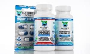 Natures script capsules