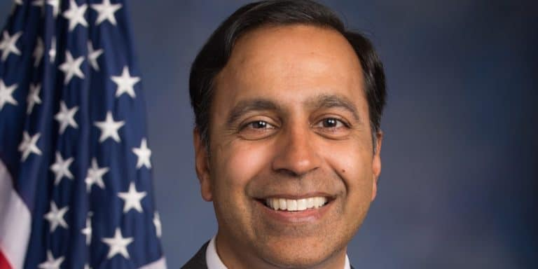 Congressman Raja Krishnamoorthi has proposed a nicotine limit for e-cigarettes
