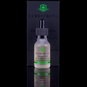 Herbstrong Strong Paws Pet CBD