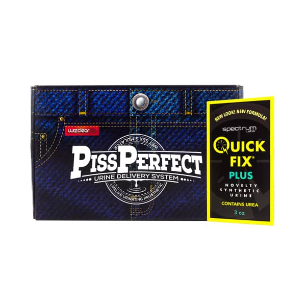 Piss Perfect With Quick Fix Plus