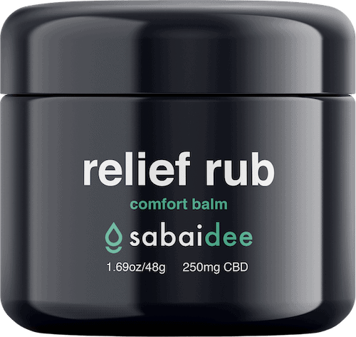 SabaiDee Relief Rub