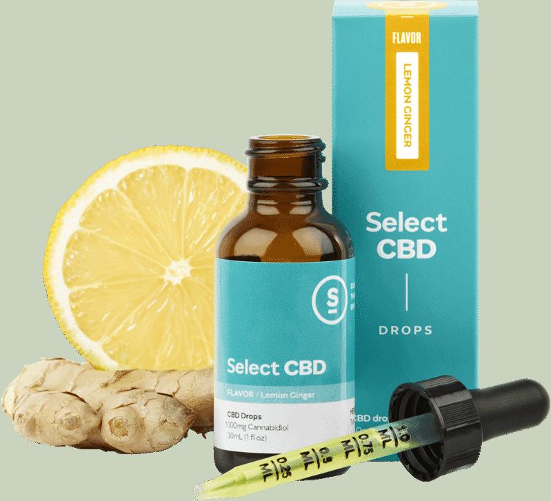 Select CBD drops