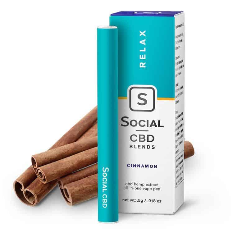 Social CBD Vape Pens
