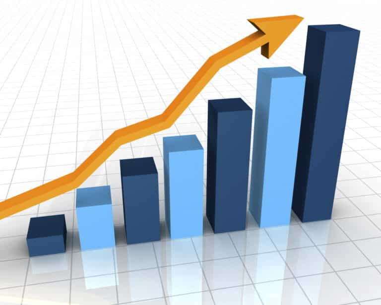 statistics bar chart