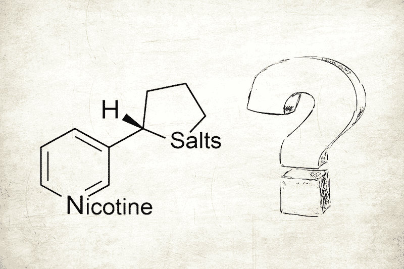Best Nicotine Salts