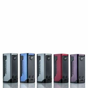 Wismec Realeaux all colors on white background